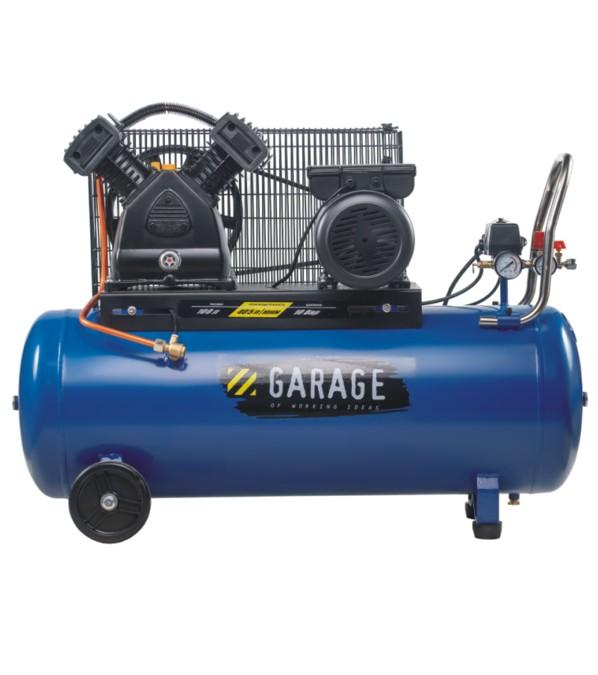 Купить Компрессор Garage PK 100.MBV400/2,2 - низкие цены, характеристики, гарантия, сервисный центр, доставка по России